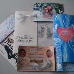 пригласительные, открытки, Новосибирск