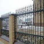 Забор, ворота, калитки,ограждения, Новосибирск