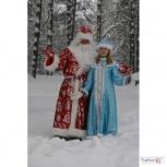 Костюм Деда Мороза новый и снегурочка, Новосибирск
