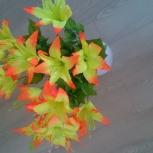 Продам искусственные цветы, Новосибирск
