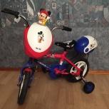 Велосипед 2-х колесный Disney JB1238QX новый, Новосибирск