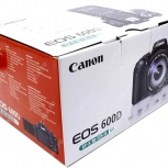 Canon EOS 600D EF-S 18-135 IS Kit (новый фотоаппарат), Новосибирск