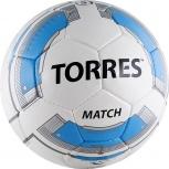 Футбольный мяч torres match размер 4, Новосибирск