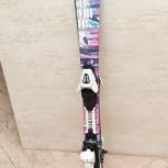 продам детские горные лыжи Atomic VANTAGE 100 см, Новосибирск