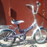 """Продам велосипед детский """"Байкал"""", Новосибирск"""