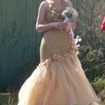 Праздничное- свадебное платье, Новосибирск