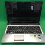 Шустрый ноутбук Lenovo IdeaPad Z560, Новосибирск