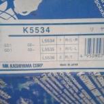 Продам тормозные колодки Honda K5534, Новосибирск
