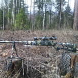 Пневматическая винтовка Hatsan, Новосибирск