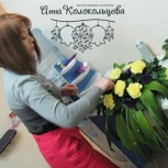 курсы флористов, Новосибирск
