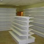 Продам стеллажи пристенные и островные более 300 секций, Новосибирск