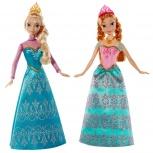 """Набор из 2 кукол """"Холодное сердце"""" - Анна и Эльза, Новосибирск"""