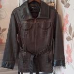 Продам женскую кожаную куртку, Новосибирск