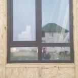пятикамерные стеклопакеты кашированные, Новосибирск