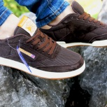 Кеды Reebok brown, Новосибирск