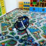 Химчистка ковров и диванов, Новосибирск