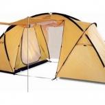 продам палатку 4 местную две комнаты два входа Россия рич фемили, Новосибирск