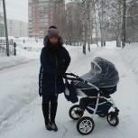 Продам коляску 2 в 1, Новосибирск