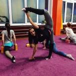 Занятия по растяжке в группе и индивидуально, Новосибирск