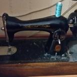 Продам подольскую ручную швейную машинку, Новосибирск