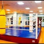 Тайский бокс на МЖК, Новосибирск