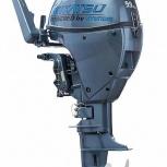 Корейский подвесной лодочный мотор mikatsu MF9.9HS 4т.  5 лет гарантия, Новосибирск