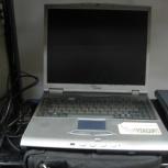 Старый ноутбук (CPU Celeron 497Mhz, 256MB RAM, диск 5Гб), Новосибирск