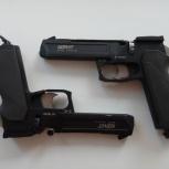 Два пистолета корнет, Новосибирск
