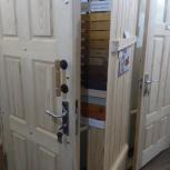 Двери банные сосна,осина,липа в наличии и изготовим на заказ, Новосибирск