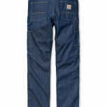 Джинсы Carhartt WIP Single Knee Pant Cotton Blue, Новосибирск