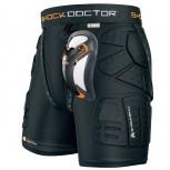 Детские хоккейные шорты-бандаж Shock Doctor Shockskin, Новосибирск