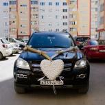 Аренда авто  Мерседес GL500 на свадьбу и другие мероприятия, Новосибирск