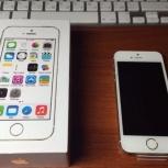 iPhone 5S Gold (новый), Новосибирск