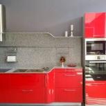 Кухонный гарнитур с невероятным дизайном, Новосибирск
