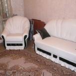 Перетяжка, ремонт, изменение дизайна мягкой мебели все районы, вывоз, Новосибирск