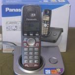 Продам радиотелефон Panasonic KX-TG7205, Новосибирск