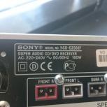 Куплю домашний кинотеатр Sony HCD-DZ500F некомплект, Новосибирск