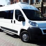 Пассажирские перевозки микроавтобусами и автобусами от 7 до 45 мест, Новосибирск