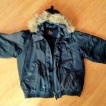 Зимняя куртка 56 размера, Новосибирск