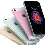 Apple iPhone SE 16gb новые рст, Новосибирск