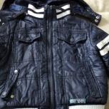 курточка для мальчика демисезонная от 4-6лет 130см, Новосибирск
