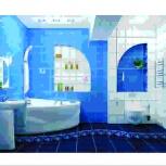 Ремонт ванной комнаты под ключ, заменить плитку, заменить сантехнику, Новосибирск