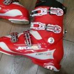 Лыжи Atomic race gs 12 и ботинки Atomic, Новосибирск