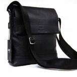 Мужская сумка-планшет из натуральной кожи ТМ ВВ1, Новосибирск