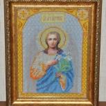 Икона Архангела Гавриила, Новосибирск