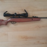 Продам пневматическую винтовку stoeger x20 с прицелом leapers 3-9×40, Новосибирск