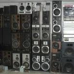 Куплю колонки, динамики, акустические системы, Новосибирск