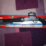 Продам пневматическую мультикомпресионную винтовку, Новосибирск