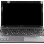 Lenovo Z580-20135 Intel Core i7-3520M X2, Новосибирск