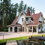 Мини гостиница, банкетный зал, коттедж, Новосибирск